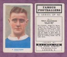 Leicester City Percy Grosvenor 4